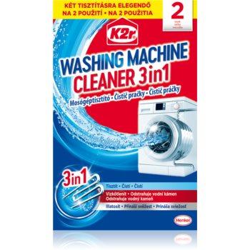 K2r Washing Maschine Cleaner produs pentru curățarea mașinii de spălat imagine 2021 notino.ro