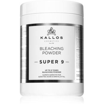 Kallos Super 9 pudră pentru decolorare și crearea șuvițelor imagine 2021 notino.ro