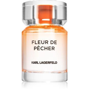 Karl Lagerfeld Fleur de Pêcher parfémovaná voda pro ženy 50 ml