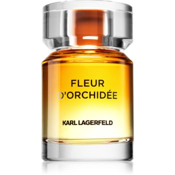 Karl Lagerfeld Fleur D'Orchidée parfémovaná voda pro ženy 50 ml