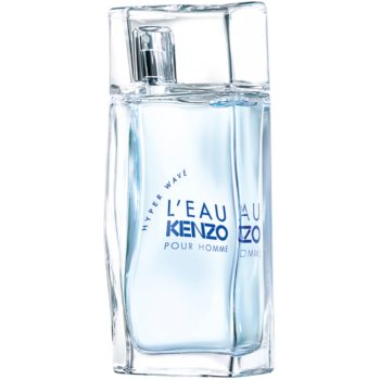 Kenzo L'Eau Kenzo Hyper Wave Pour Homme Eau de Toilette pentru bărbați notino poza