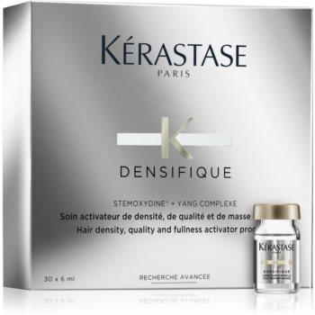 Kérastase Densifique Cure tratament pentru a restabili densitatea parului imagine 2021 notino.ro