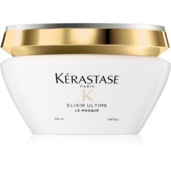 Kérastase Elixir Ultime Le Masque Mască de înfrumusețare pentru toate tipurile de păr notino.ro