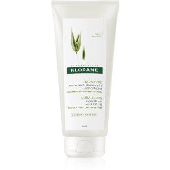 Klorane Oat Milk balsam protector pentru toate tipurile de păr imagine 2021 notino.ro