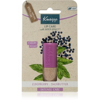 Kneipp Intense Care Elderberry & Shea butter balsam de buze imagine 2021 notino.ro