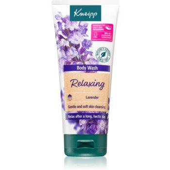 Kneipp Relaxing Lavender gel de dus relaxant imagine 2021 notino.ro
