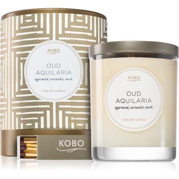 KOBO Aurelia Oud Aquilaria lumânare parfumată notino poza