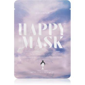 KOCOSTAR Happy Mask mască textilă de îngrijire cu efect de hidratare imagine 2021 notino.ro