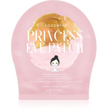 KOCOSTAR Princess Eye Patch masca hidrogel pentru ochi pentru un aspect intinerit imagine 2021 notino.ro