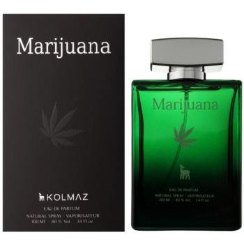 Kolmaz Marijuana Eau de Parfum pentru bărbați notino.ro