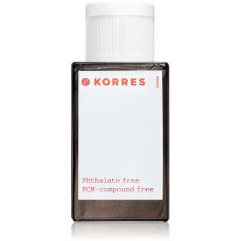 Korres Vetiver Root, Green Tea & Cedarwood Eau de Toilette pentru bărbați notino.ro