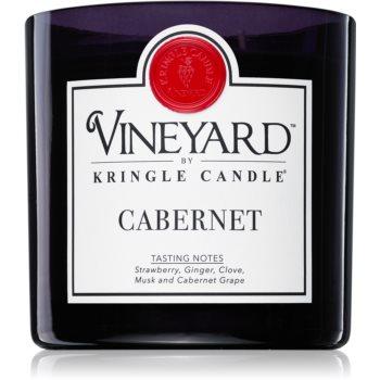 Kringle Candle Vineyard Cabernet lumânare parfumată notino.ro