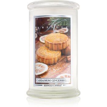 Kringle Candle Cardamom & Gingerbread lumânare parfumată imagine 2021 notino.ro