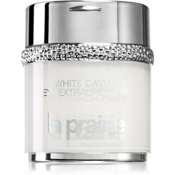 La Prairie White Caviar Illuminating Eye Cream crema de ochi iluminatoare notino poza
