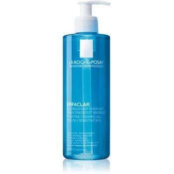 La Roche-Posay Effaclar gel de curatare pentru ten sensibil notino.ro