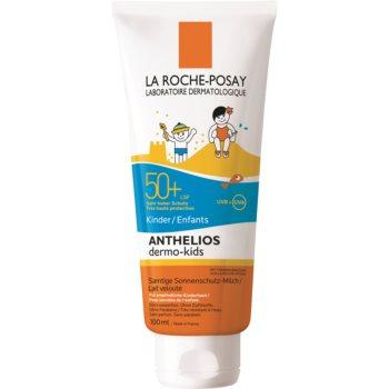 La Roche-Posay Anthelios Dermo-Pediatrics lapte protector pentru copii SPF 50+ imagine 2021 notino.ro