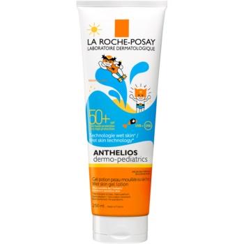 La Roche-Posay Anthelios Dermo-Pediatrics loțiune gel de protecție pentru pielea copilului SPF 50+ imagine 2021 notino.ro