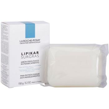 La Roche-Posay Lipikar Surgras sapun pentru pielea uscata sau foarte uscata imagine 2021 notino.ro