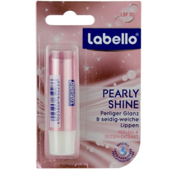 Labello Pearly Shine balsam de buze notino.ro