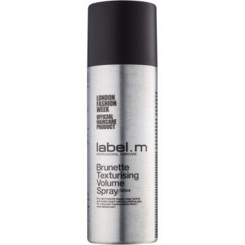 label.m Complete spray pentru sculptura si volum pentru par saten spre inchis imagine 2021 notino.ro