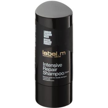 label.m Cleanse șampon regenerator pentru par deteriorat imagine 2021 notino.ro