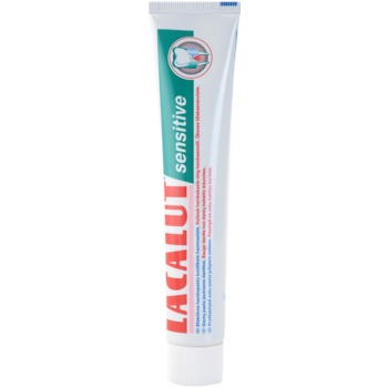 Lacalut Sensitive Pasta pentru dinti sensibili imagine 2021 notino.ro