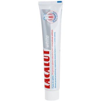 Lacalut White pastă de dinți cu efect de albire imagine 2021 notino.ro