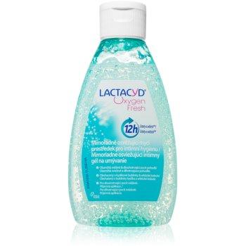 Lactacyd Oxygen Fresh gel fresh de curatare pentru igiena intima imagine 2021 notino.ro