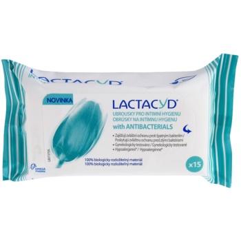 Lactacyd Pharma servetele umede pentru igiena intima imagine 2021 notino.ro