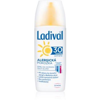 Ladival Allergic spray de protecție SPF 30 imagine 2021 notino.ro
