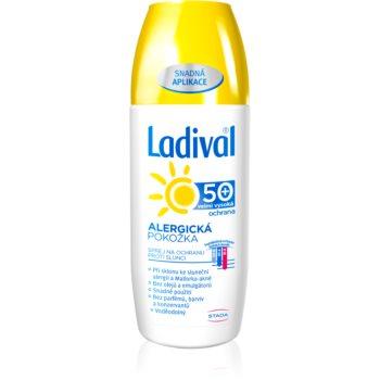 Ladival Allergic spray de protecție SPF 50+ notino.ro