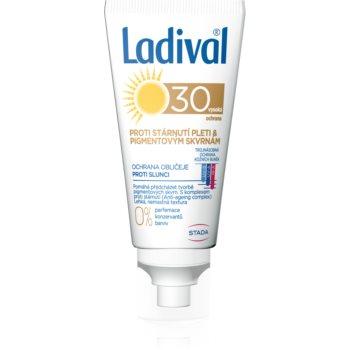 Ladival Anti-aging & Dark Spots crema de soare pentru fata SPF 30 imagine 2021 notino.ro