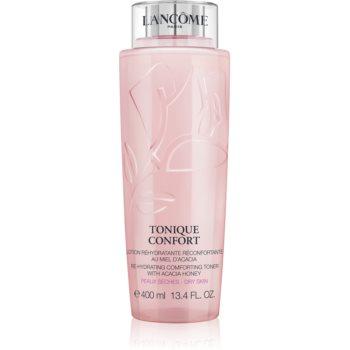 Lancôme Tonique Confort hydratační a zklidňující tonikum pro suchou pleť 400 ml