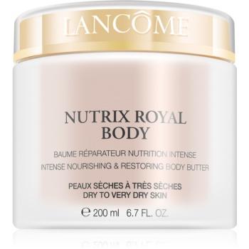 Lancôme Nutrix Royal Body cremă regeneratoare intens hidratantă pentru pielea uscata sau foarte uscata notino.ro