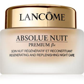 Lancôme Absolue Premium ßx cremă de noapte pentru fermitate și anti-ridr imagine 2021 notino.ro