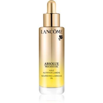 Lancôme Absolue Precious Oil ulei hrănitor pentru un aspect intinerit notino poza