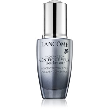 Lancôme Génifique Advanced Yeux Light-Pearl™ ser pentru ochi si gene imagine 2021 notino.ro