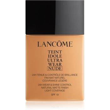Lancôme Teint Idole Ultra Wear Nude make-up usor matifiant notino.ro