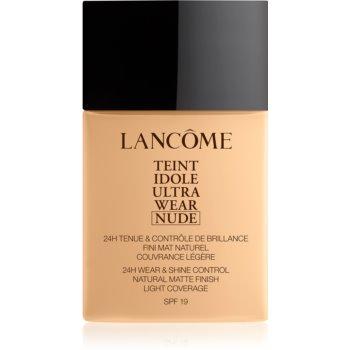 Lancôme Teint Idole Ultra Wear Nude make-up usor matifiant notino poza