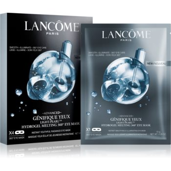 Lancome Genifique Advanced Yeux Light-Pearl™ masca hidrogel pentru ochi image0
