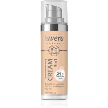 Lavera Tinted Cream cremă hidratantă nuanțatoare 3 in 1 imagine 2021 notino.ro