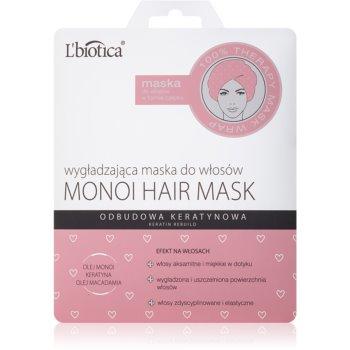 L'biotica Hair Mask masca hidratanta pentru netezire notino.ro