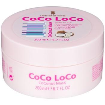 Lee Stafford CoCo LoCo balsam pentru păr uscat și deteriorat imagine 2021 notino.ro