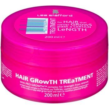Lee Stafford Hair Growth Masca pentru creșterea părului și împotriva căderii părului imagine 2021 notino.ro