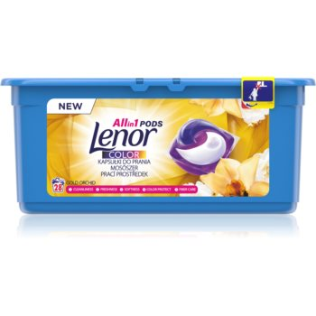 Lenor Gold Orchid capsule de spălat imagine 2021 notino.ro