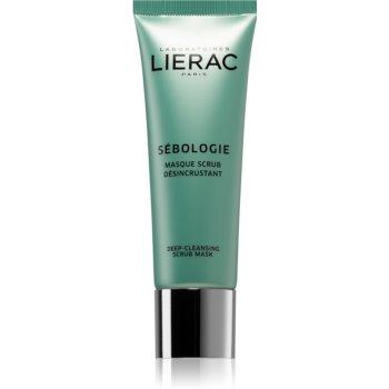 Lierac Sébologie mască de peeling pentru curățarea profundă pentru pielea cu imperfectiuni imagine 2021 notino.ro