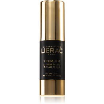 Lierac Premium crema de ochi regeneratoare anti-imbatranire notino poza