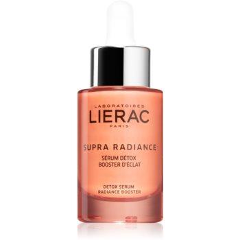 Lierac Supra Radiance ser piele detoxifiant cu efect antirid notino poza