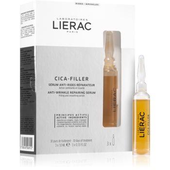 Lierac Cica-Filler Ser intensiv regenerant antirid notino poza