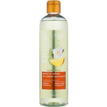Lirene Shower Oil gel de duș cu ulei de mango notino.ro